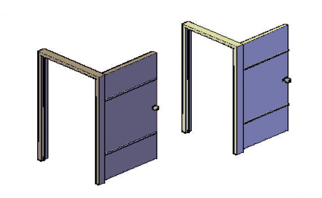 650x400 Design Doors Drawing