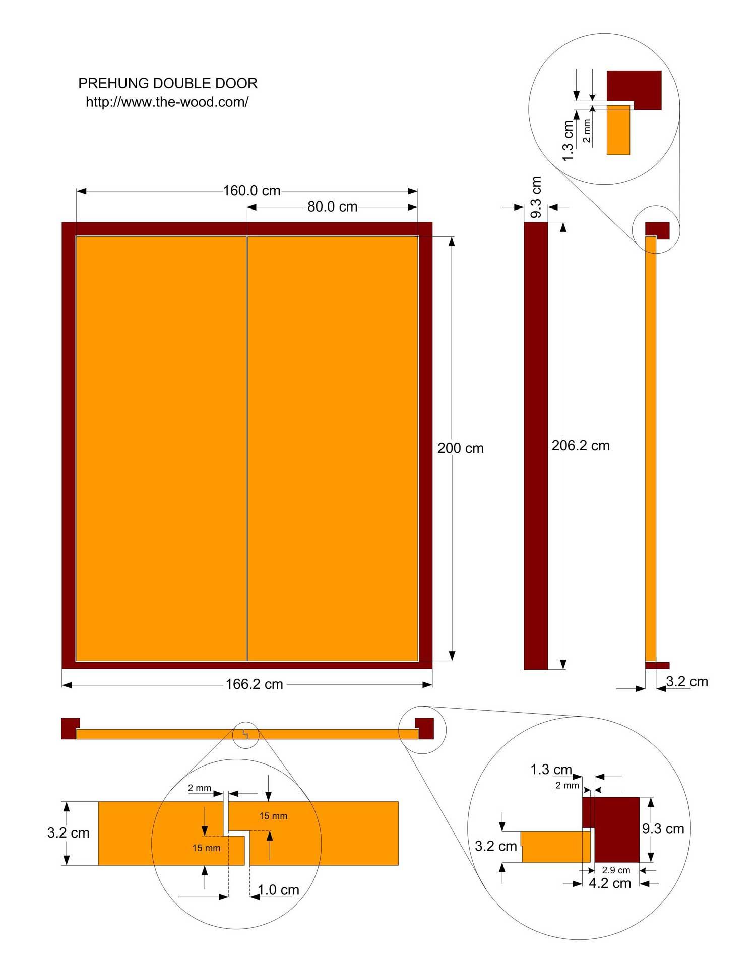 1500x1932 Wooden Door Technical Specifications The Wood