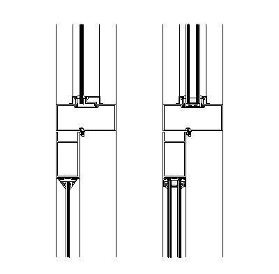 400x393 Building Other Door Detail Component