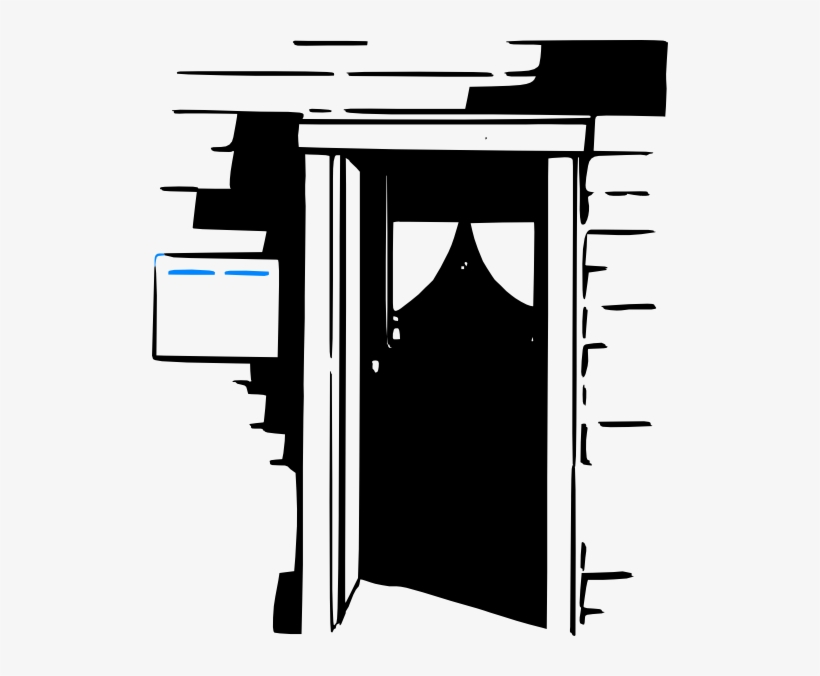 820x676 Free Vector House Home Door Clip Art