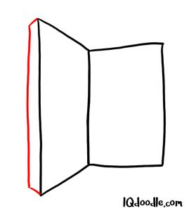 269x300 How To Doodle An Open Door
