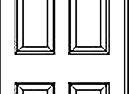 440x320 Door Drawing, How To Draw A Door For Beginners How To Draw