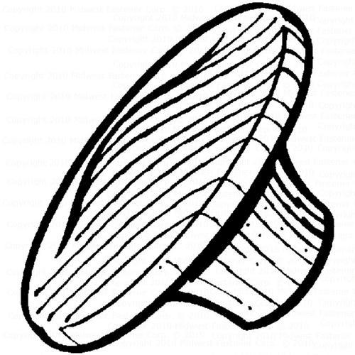 Door Knob Drawing