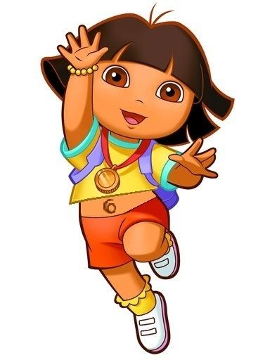 394x512 Lets High Dora On Her Metal, Well Done Dora! Things That