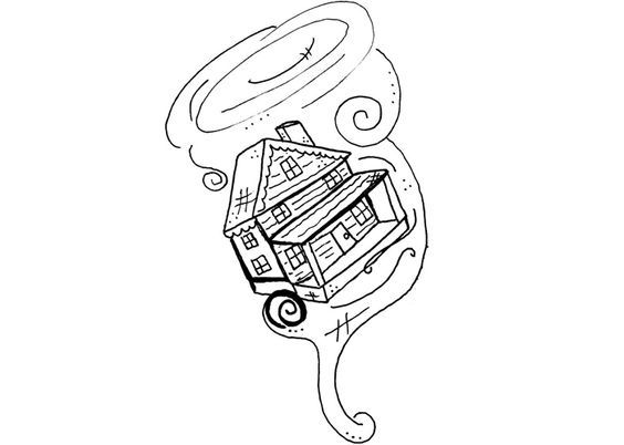 564x402 wizard of oz coloring pages printable wizard of oz tornado