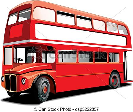 450x379 double decker bus london double decker bus isolated on white