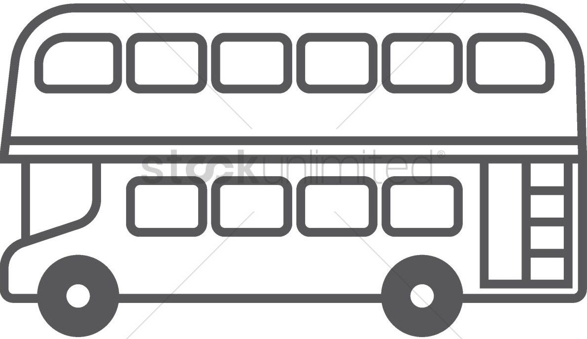 1191x687 draw a double decker bus double decker bus double decker bus