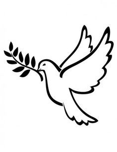 236x305 best dove drawings images dove drawing, peace dove, birds