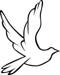 202x249 Dove Outline Cloud Clipart Unique Holy Spirit Dove Outline Google