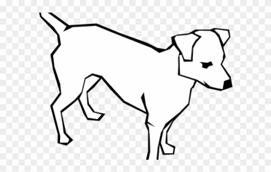880x561 Dog Clipart Easy