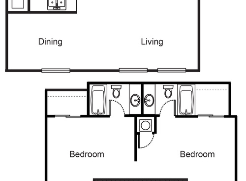 500x367 Apartments Downtown Dallas, Tx Interurban Building