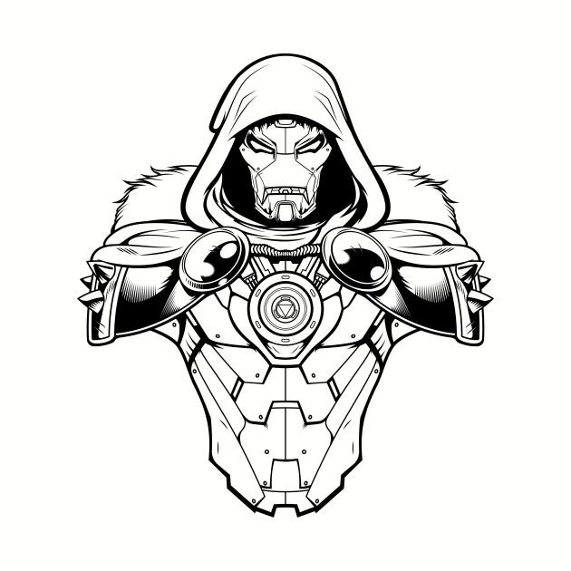 630x630 Infamous Iron Man