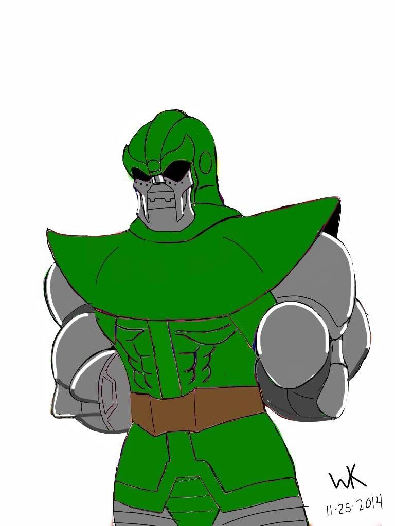 768x1024 Thanosdoctor Doom My Amalgam Comics Ipad Art More! Ipad Art