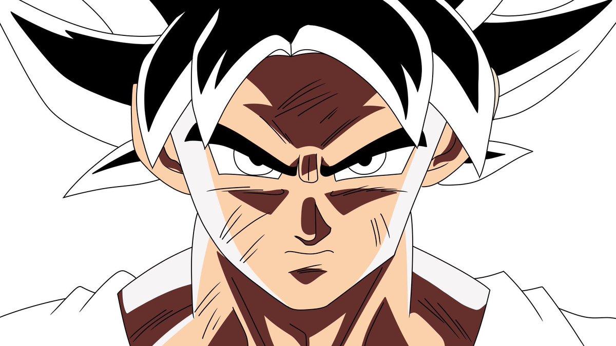 1200x675 Nick Storm On Twitter Drawing A Ultra Instinct Goku Hope You