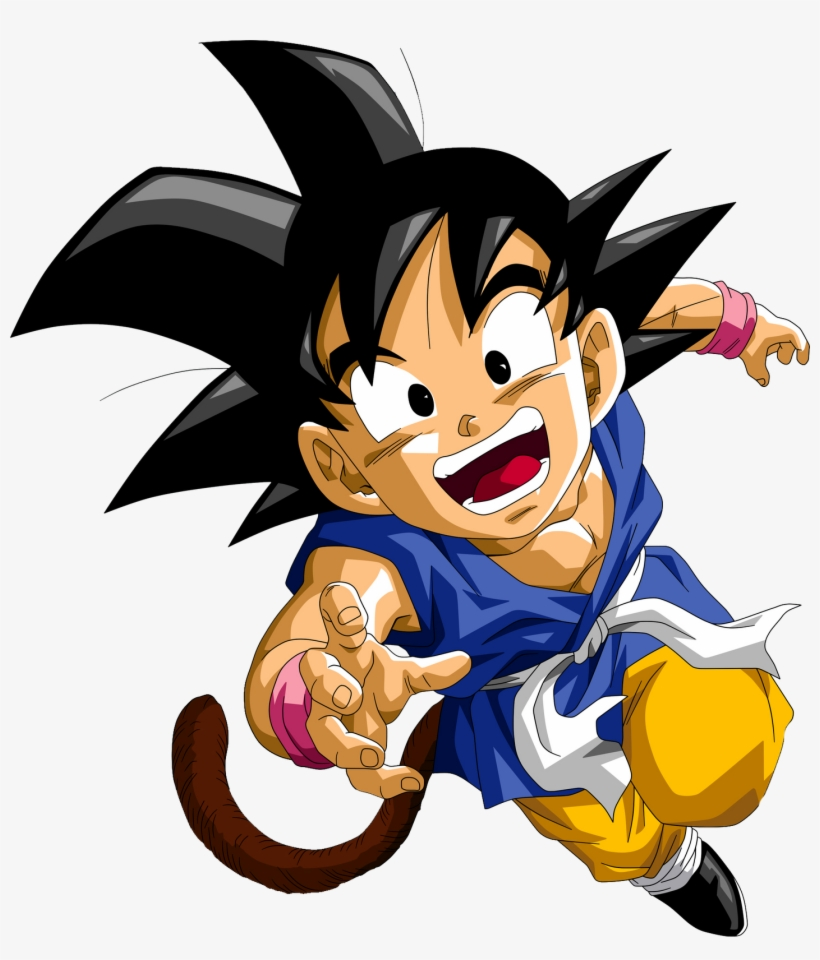820x960 Son Goku Dragon Ball Gt Png Image Transparent Png Free Download