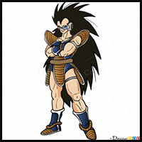 200x200 Draw Dragonball Z How To Draw Dragonball Z Gt Characters