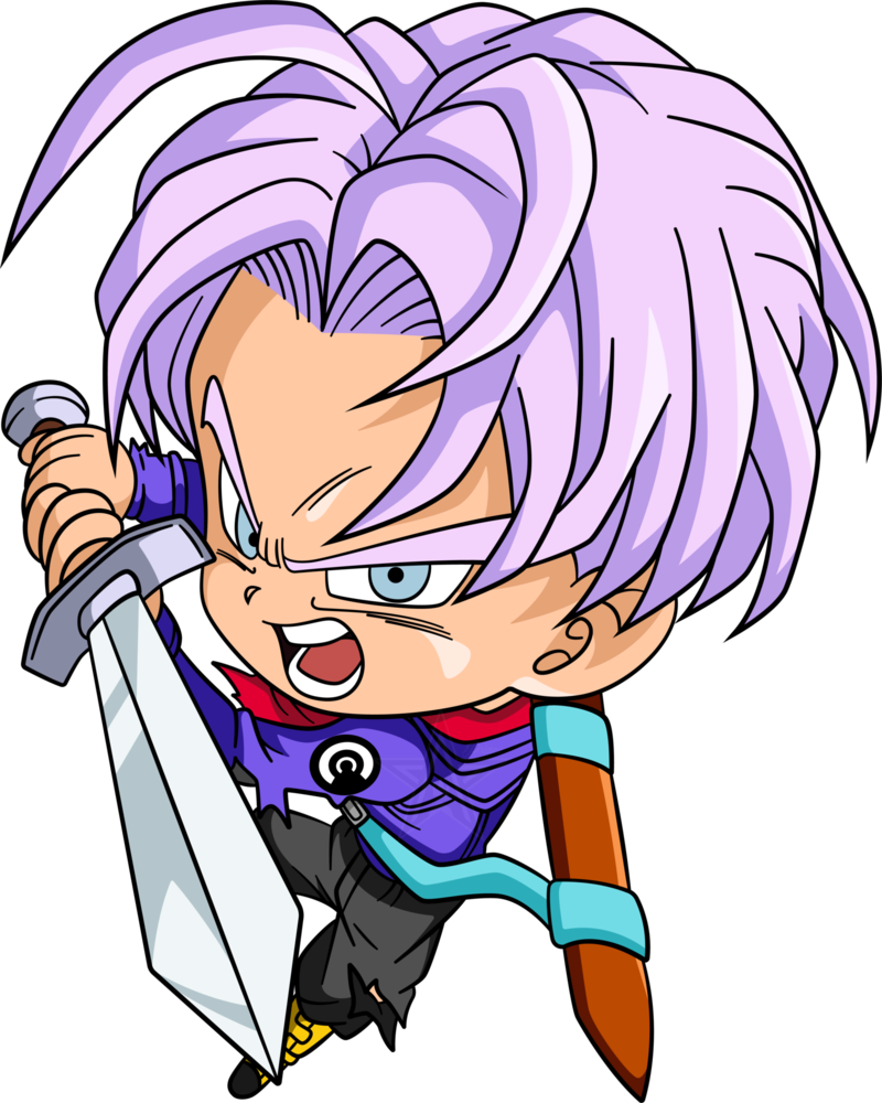 800x1000 trunks chibi drawings dragon ball, dragon ball gt, dragon ball z