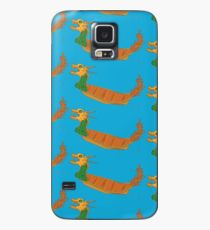 210x230 Dragon Boat Drawing Cases Skins For Samsung Galaxy