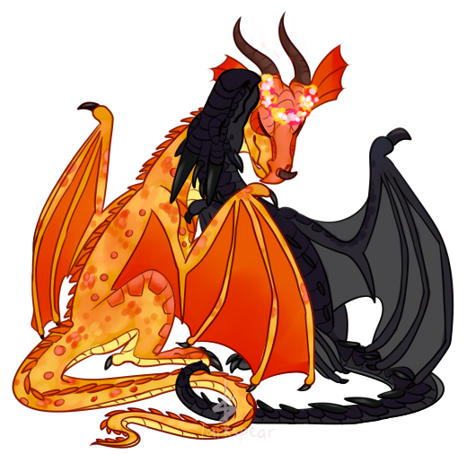520x506 glorybringer wings of fire wings of fire dragons, wings