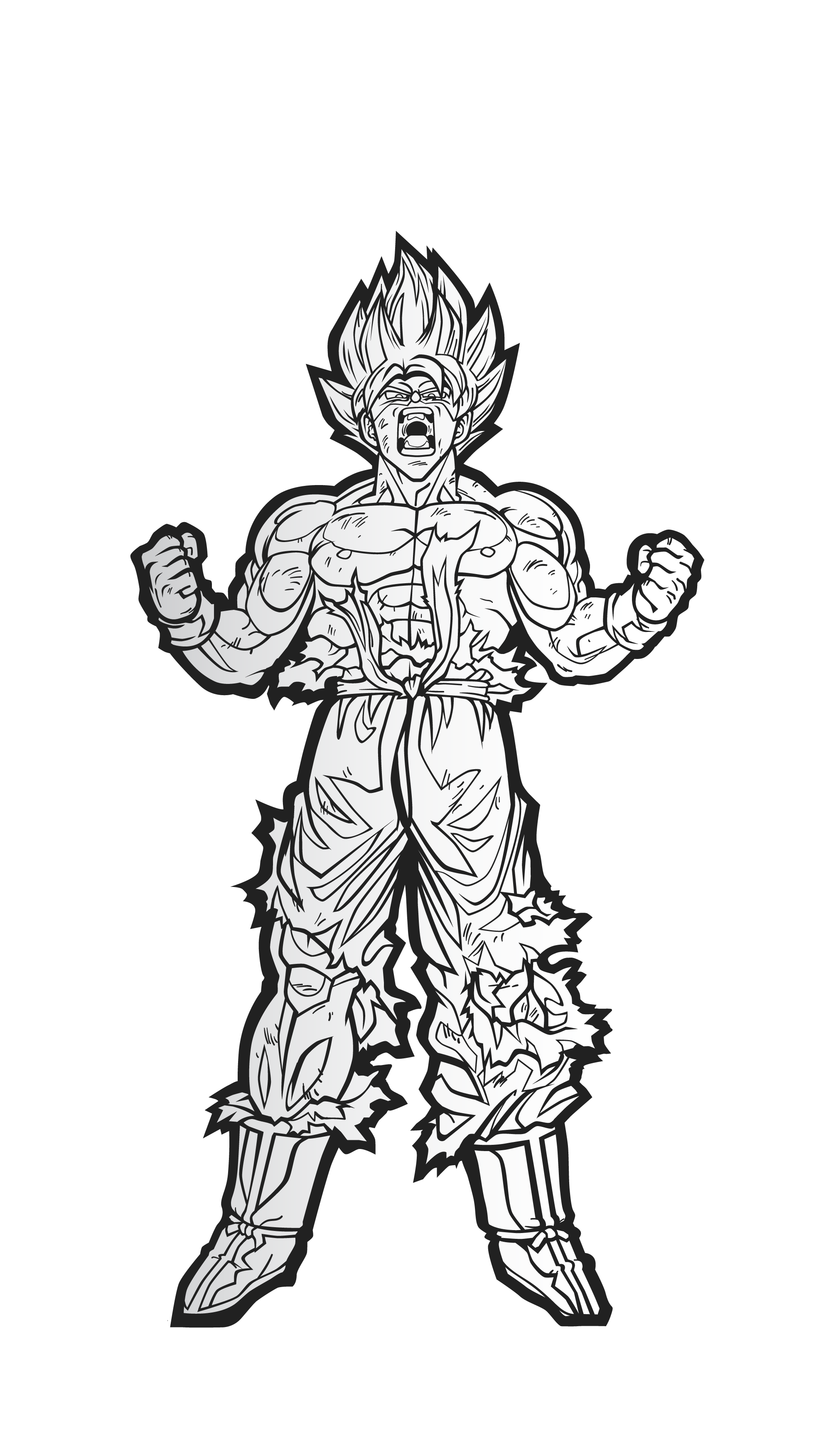 2000x3500 Drawing Dbz Dragon Boll Transparent Png Clipart Free Download