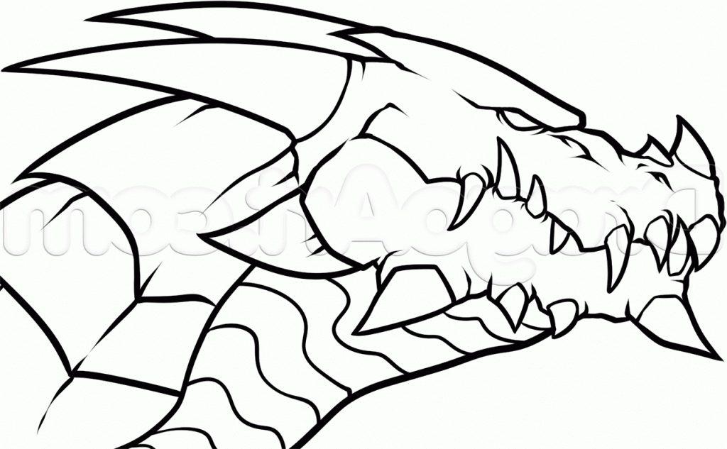 1024x633 Drawn Dragon Line