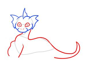 302x236 How To Draw How To Draw Dragons For Kids