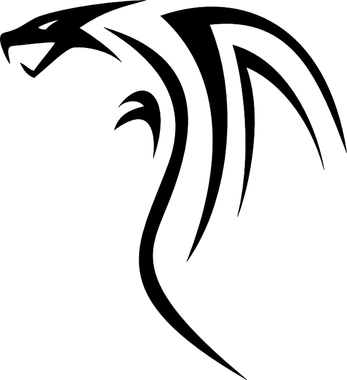 686x752 Dragon, Tattoo, Drawing, Transparent Png Image Clipart Free Download