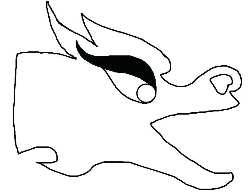 800x633 Dragon Easy Head Cool Easy Dragon Tattoo Designs Draw