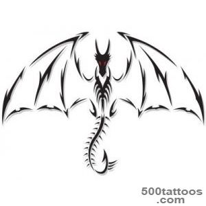 300x300 Dragon Tattoo Designs, Ideas, Meanings, Images