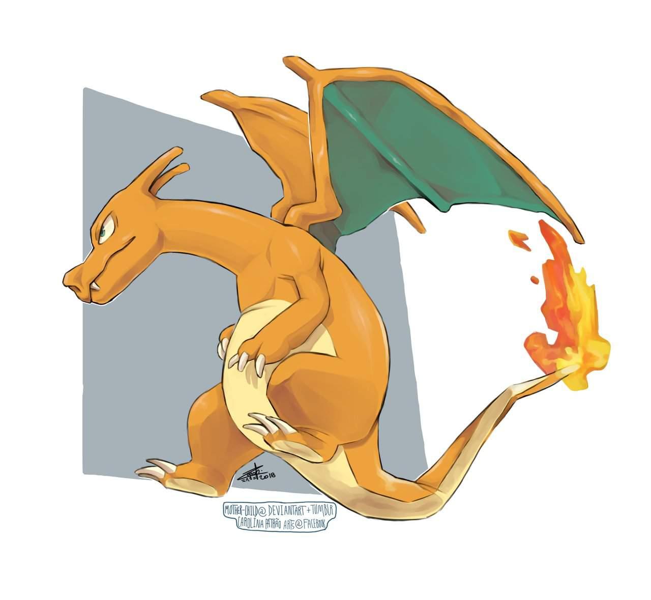 1280x1179 charizard and dragonite pokemon artdrawing amino amino