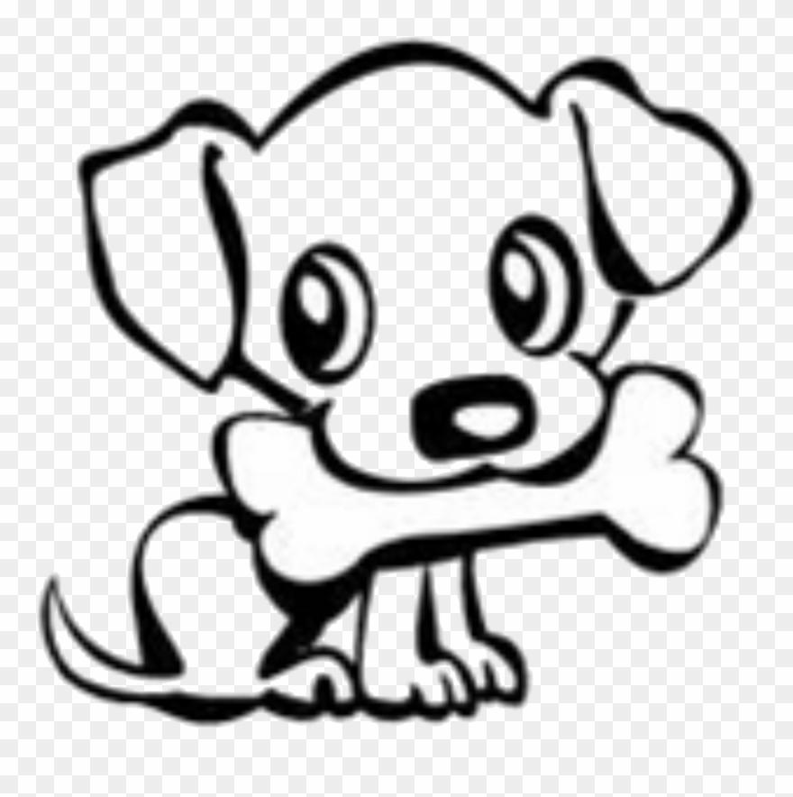 880x884 Dog Bone Drawings Group Banner Download