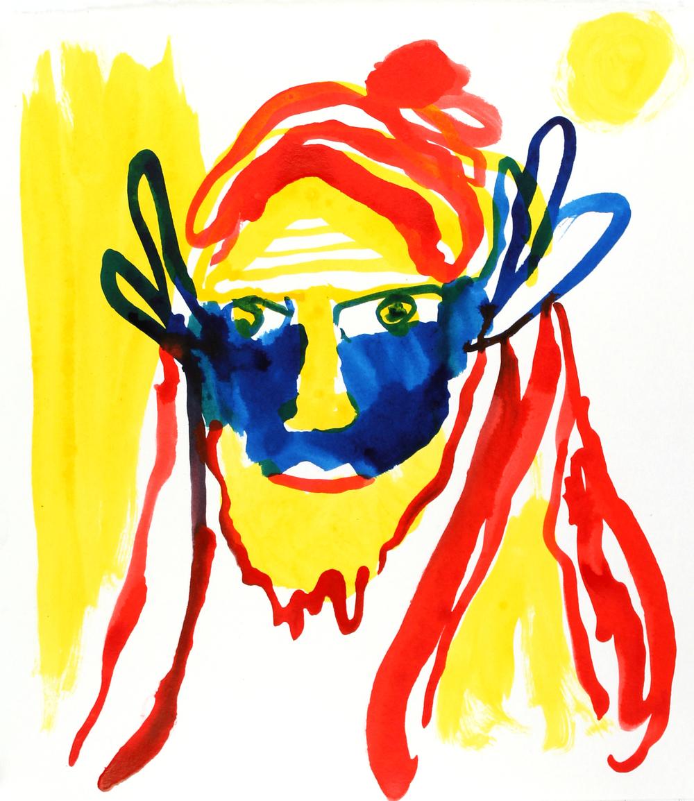 1000x1154 Ink Drawings Mike Studio