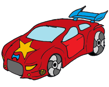 370x297 How To Draw A Race Car Archives