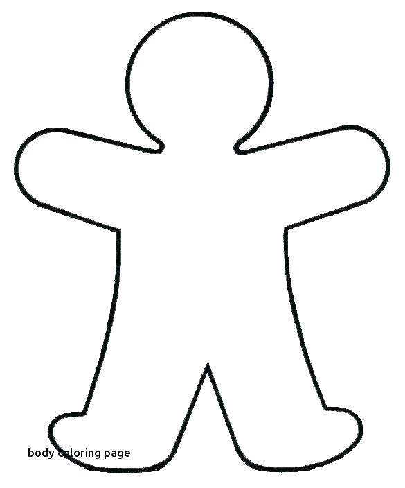585x704 parts of the body coloring pages coloring pages body parts