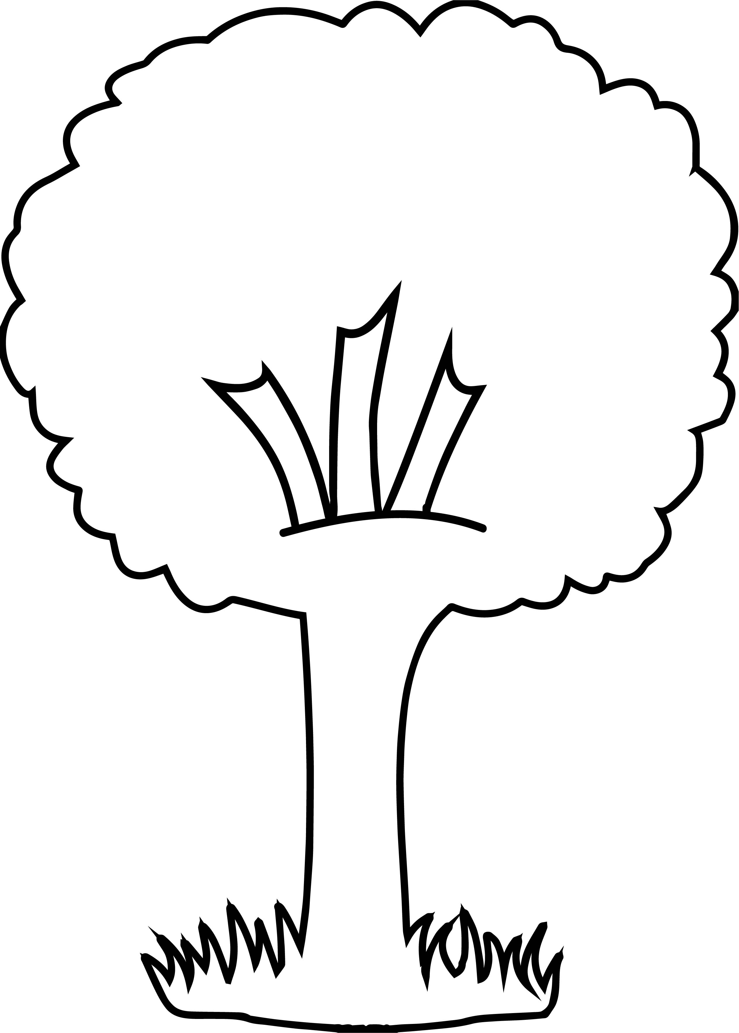2526x3528 Victorious Apple Tree Coloring