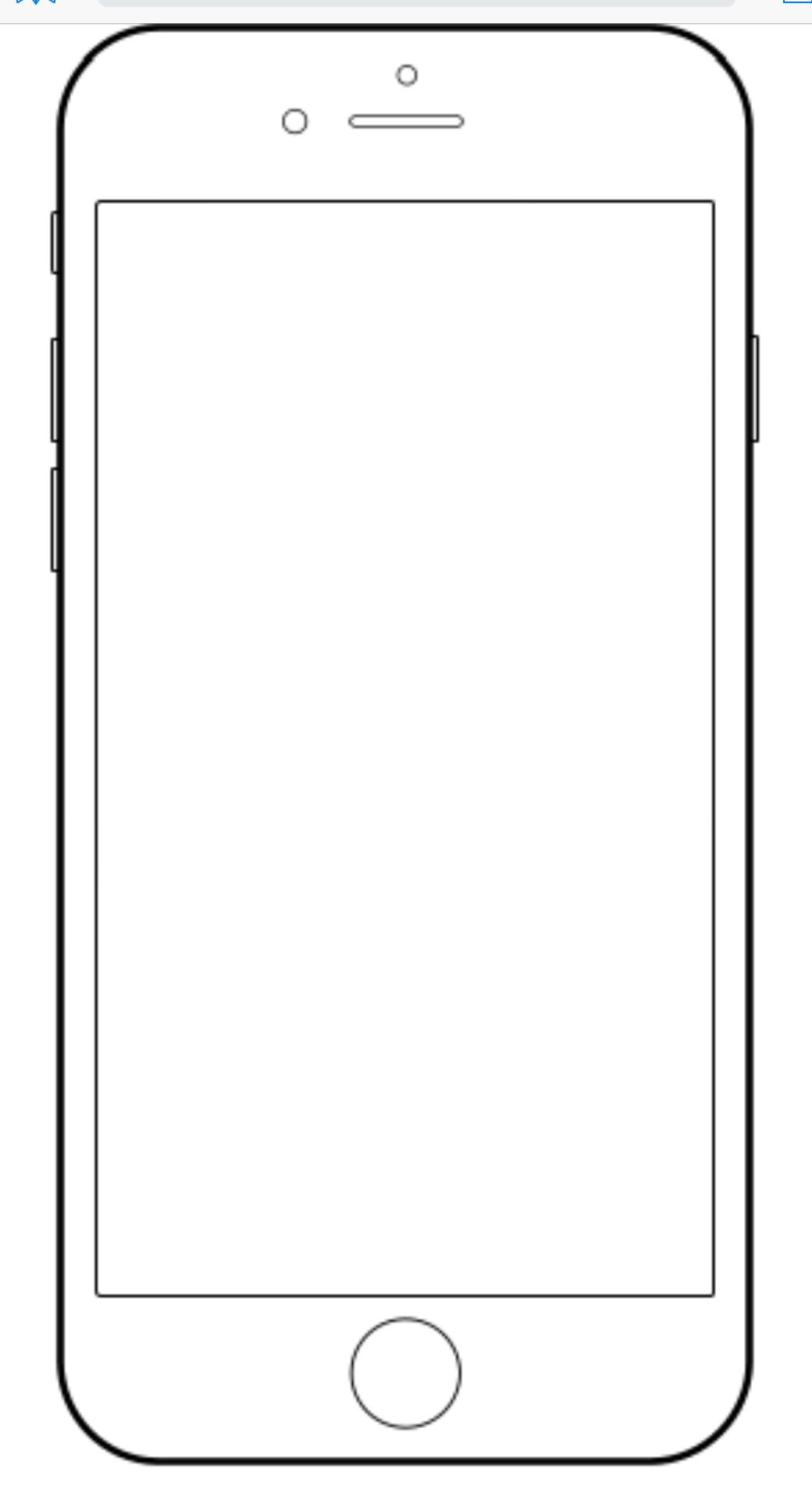 1040x1903 Iphone Template Teaching Art Education, Art Sub Plans, Art