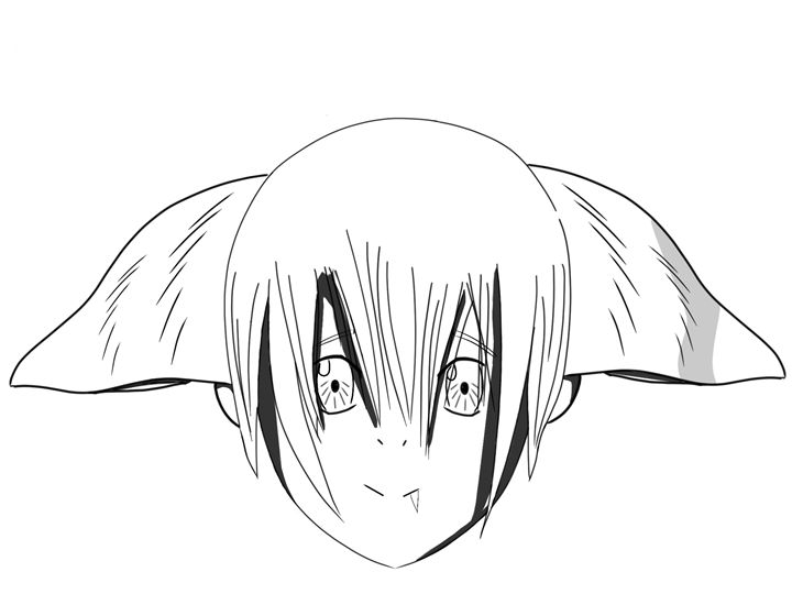 Drawing Anime On The Computer