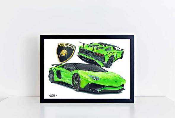 590x397 Apex Art Prints