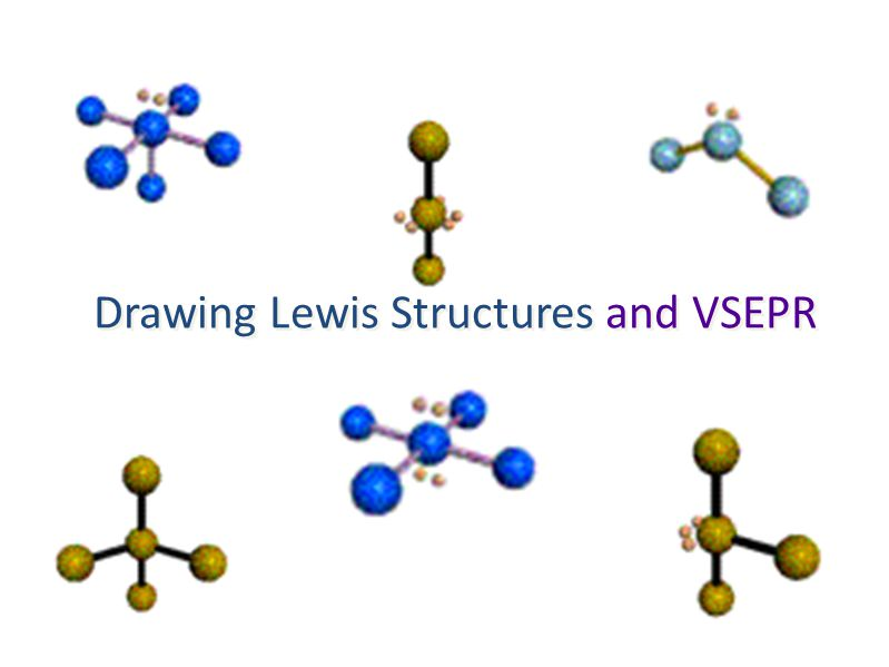 799x599 Drawing Lewis Structures And Vsepr Draw Basic Lewis Dot
