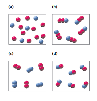 320x335 Solved Red And Blue Spheres Represent Atoms Of Different Eleme