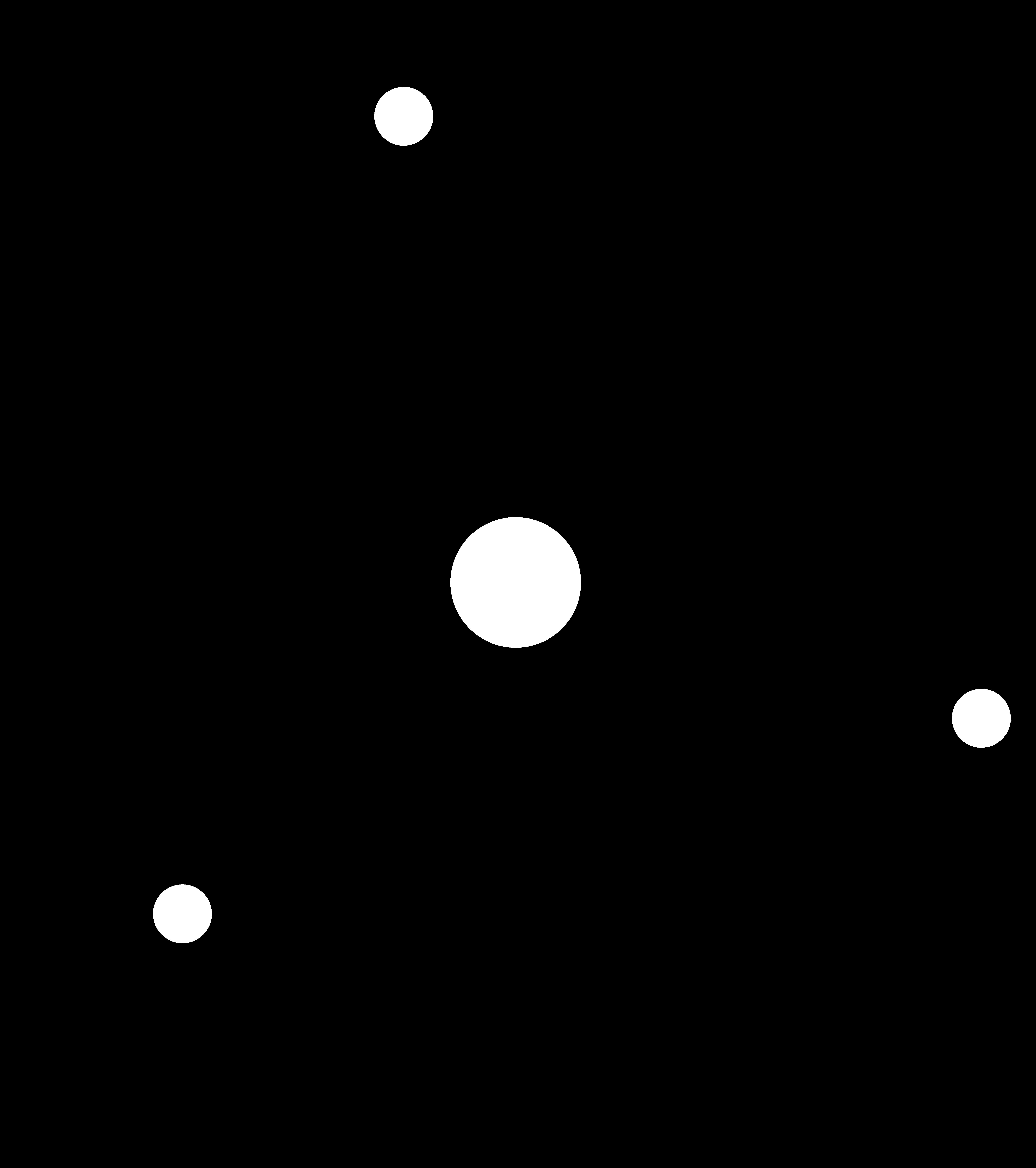 6792x7659 Atoms Cliparts