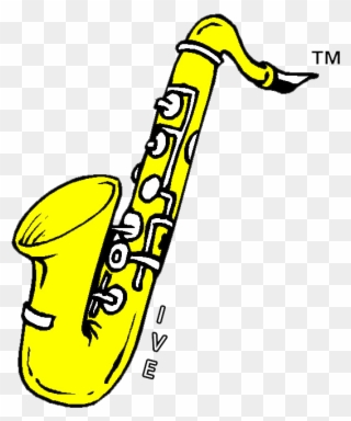 320x384 Drawing Of Band Instruments Clipart
