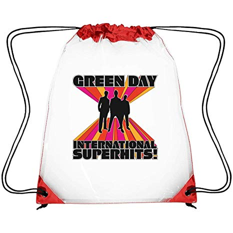 466x466 Clear Drawing Backpack Music Band Poster Dancing Bag