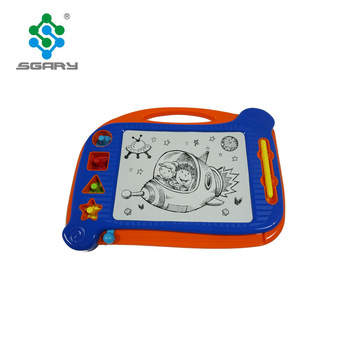 350x350 kid color magnetic board toy writing painting drawing board toy