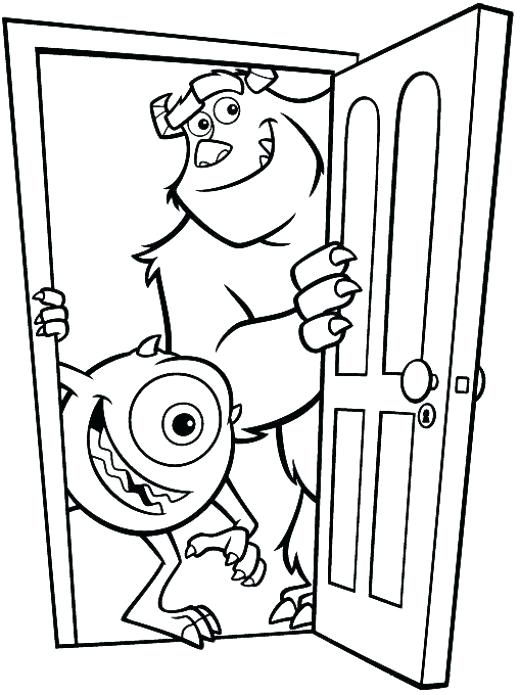 520x695 Free Online Disney Coloring Pages