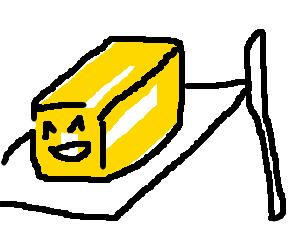 Drawing Butter | Free download on ClipArtMag