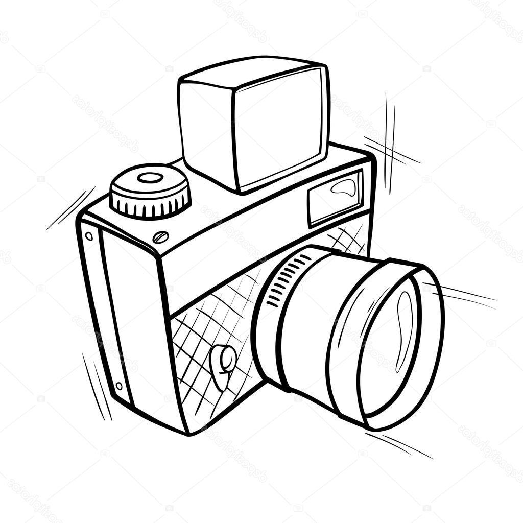 1024x1024 new polaroid camera clipart online photo stock