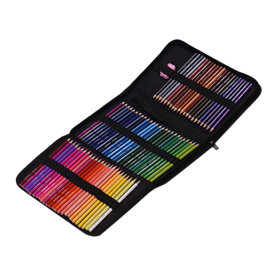 560x560 Shop Professional Colored Pencil Set In Layer Zippered Carrying