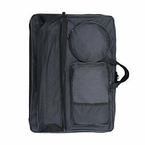 300x300 Artist Art Portfolio Case Bag Shoulder Strap Drawing Protector