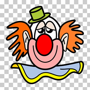 310x310 Clown Circus Drawing Clown Png Clipart Free Cliparts Uihere